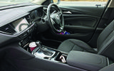 Vauxhall Insignia Sports Tourer cupholders