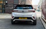 2020 Vauxhall Mokka - rear