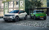 2020 Vauxhall Mokka and Mokka-e - pair
