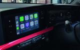 2020 Vauxhall Mokka - screen