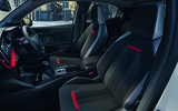 2020 Vauxhall Mokka - front seats