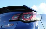 Vauxhall VXR8 GTS-R rear lights