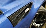 Vauxhall VXR8 GTS-R side vents