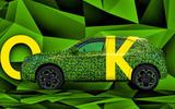 2021 Vauxhall Mokka preview - side
