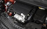 Vauxhall Crossland engine