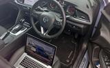 Vauxhall Insignia Sports Tourer longterm review Wi-Fi hotspot