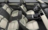 range rover velar cream black interior