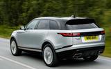 Range Rover Velar rear end