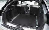 Range Rover Velar boot space