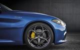 Alfa Romeo Giulia Veloce heading for Paris motor show