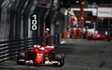 Sebastian Vettel Monaco Grand Prix 2017