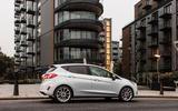 Ford Fiesta Vignale side profile