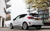 Ford Fiesta Vignale rear