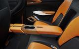 Skoda Vision IN concept rear seat divider