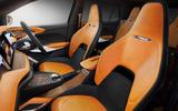 Skoda Vision IN concept seats