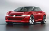 VW ID Vizzion concept