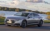 4 star Volkswagen Arteon