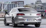 Volkswagen Arteon rear quarter