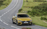 Volkswagen Arteon cornering