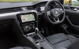 Volkswagen Arteon interior