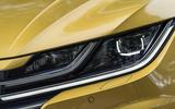 Volkswagen Arteon LED headlights