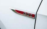 Volkswagen Golf GTI badging