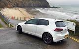 VW Golf GTI longterm review Cornwall trip