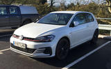 Volkswagen Golf GTI parked up