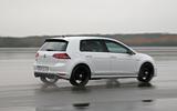 Volkswagen Golf MHEV Plus rear
