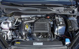 1.5 TSI EVO Volkswagen Golf SV engine
