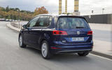 Volkswagen Golf SV rear