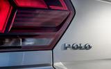 Volkswagen Polo 1.0 TSI badging