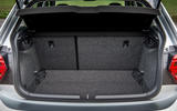 Volkswagen Polo 1.0 TSI boot space