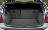 Volkswagen Polo 1.0 TSI boot space