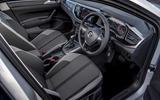 Volkswagen Polo 1.0 TSI interior