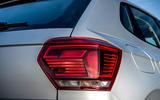 Volkswagen Polo 1.0 TSI rear light
