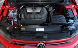 2.0-litre TSI Volkswagen Polo GTI engine