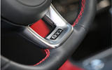 Volkswagen Polo GTI badging