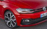Volkswagen Polo GTI headlights