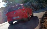 Volkswagen Polo GTI rear cornering