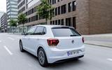 Volkswagen Polo rear