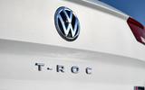 Volkswagen T-Roc badging