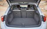 Volkswagen T-Roc boot space
