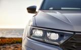 Volkswagen T-Roc LED headlights