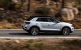 Volkswagen T-Roc side profile