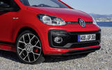 Volkswagen Up GTI front end