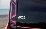 Volkswagen Up GTI badging