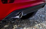 Volkswagen Up GTI chrome exhaust
