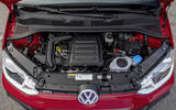 1.0-litre TSI Volkswagen Up GTI engine