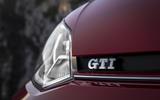 Volkswagen Up GTI front grille